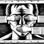 Luta pela liberdade de expressão será sempre válida e jamais deve ser confundida com libertinagem