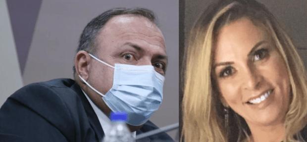 Ex-mulher de pazuello pede para depor na cpi da covid-19