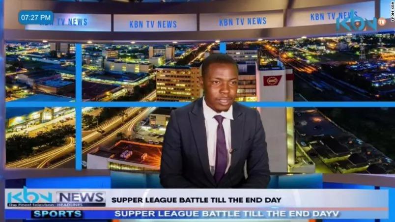 Em meio à crise, jornalista anuncia ao vivo na tv que não foi pago por emissora