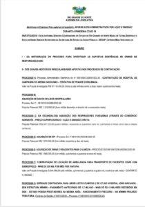 Deputado kelps lima será o presidente da cpi da covid no rn; veja contratos investigados