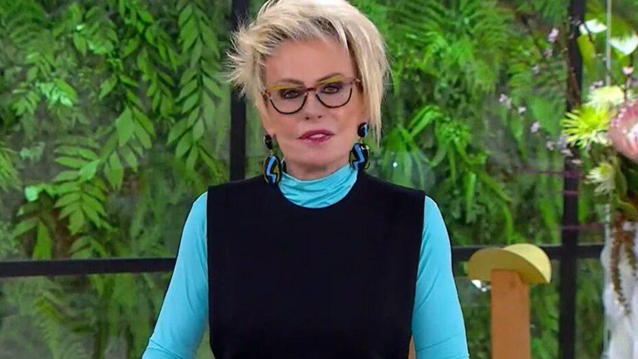 Ana maria comete gafe, chama jornalista de 'lázaro' e vira piada: 'recado do além'