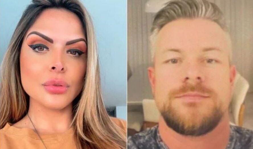 Apresentadora do cidade alerta goiás é agredida por ex-namorado