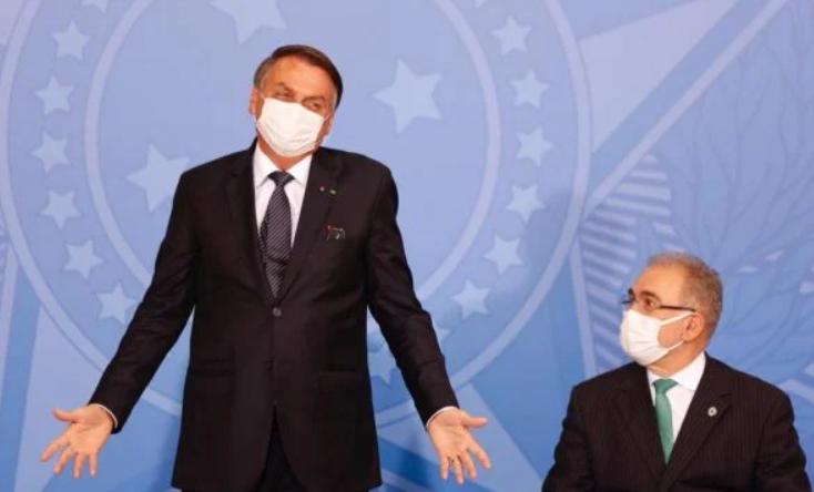 "Bolsonaro: ""no que depender de mim, vai ter copa américa no brasil"""