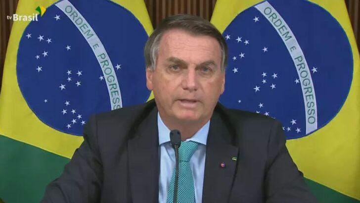 Gilmar dá 10 dias para bolsonaro explicar declarações sobre fraudes nas eleições
