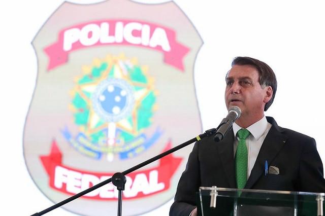 Bolsonaro diz que vai mandar pf abrir inquérito contra deputado que revelou escândalo envolvendo o governo e a covaxin