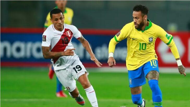 Copa américa segue: brasil e peru se enfrentam nesta quinta-feira