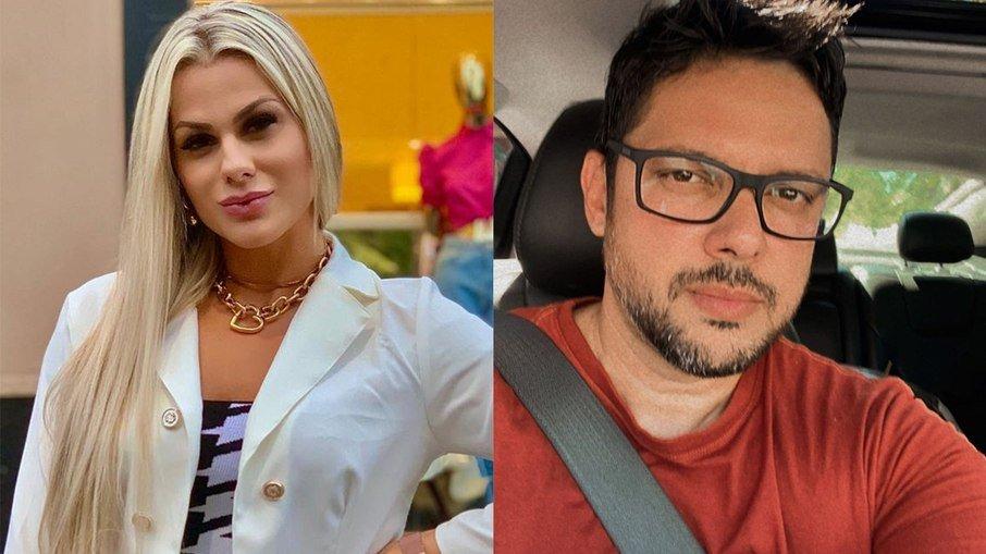 """Affair de eduardo costa diz que sustenta o ex-marido: """"não aguentei mais"""""""