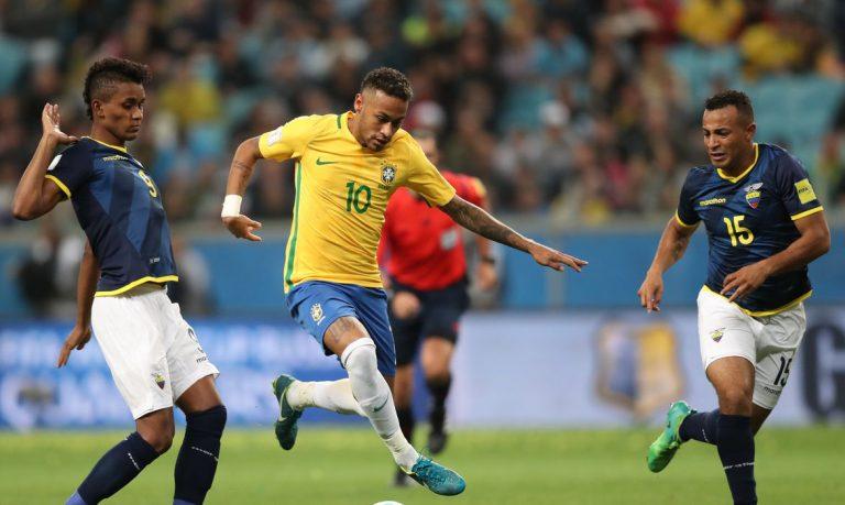 Copa: seleção brasileira encara equador nesta sexta-feira em porto alegre; saiba quem joga