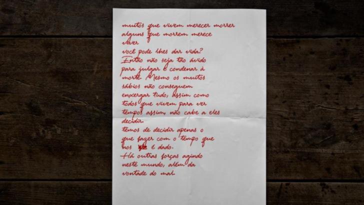 """Carta encontrada em esconderijo de autor de chacina: """"muitas pessoas merecem morrer"""""""