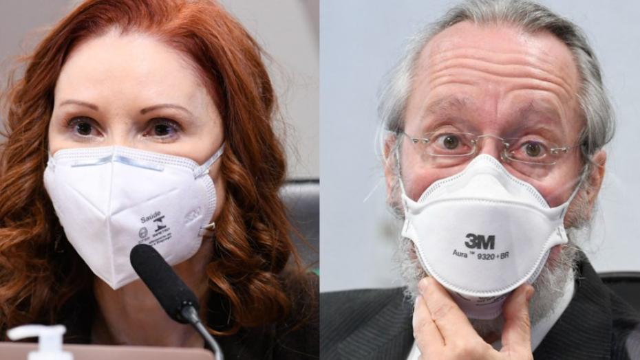 Negacionismo do governo leva pessoas à irracionalidade, diz cientista à cpi