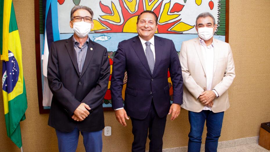 Marcelo queiroz discute acompanhamento de projetos de interesse e parcerias com presidente da assembleia legislativa do rn