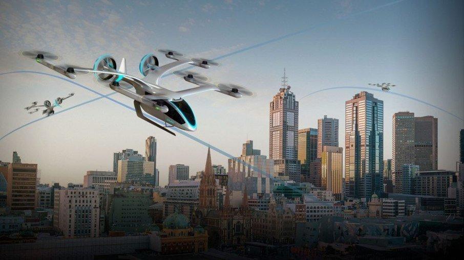 Novos ares: brasil avança na mobilidade aérea urbana e produz 50 táxis aéreos