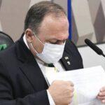 Documentos recebidos pela cpi da covid contradizem pazuello sobre crise de oxigênio em manaus