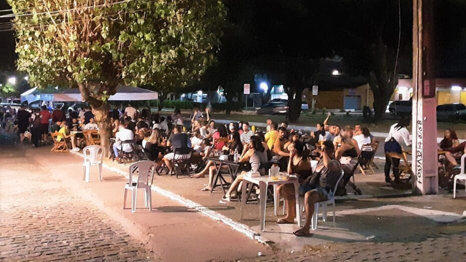 Oito bares são autuados no feriadão em natal por funcionar além do horário permitido e por aglomeração