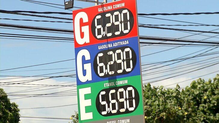 Após gasolina bater r$ 6,29 em natal, sindicato retira responsabilidade dos postos pelo aumento