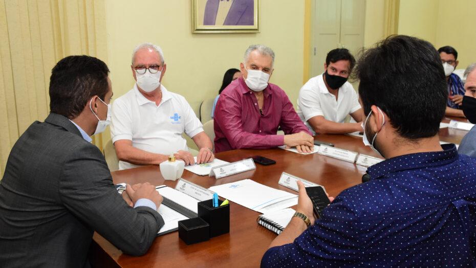 """Prefeitura e sebrae firmam parceria para criação do """"mossoró rural"""""""