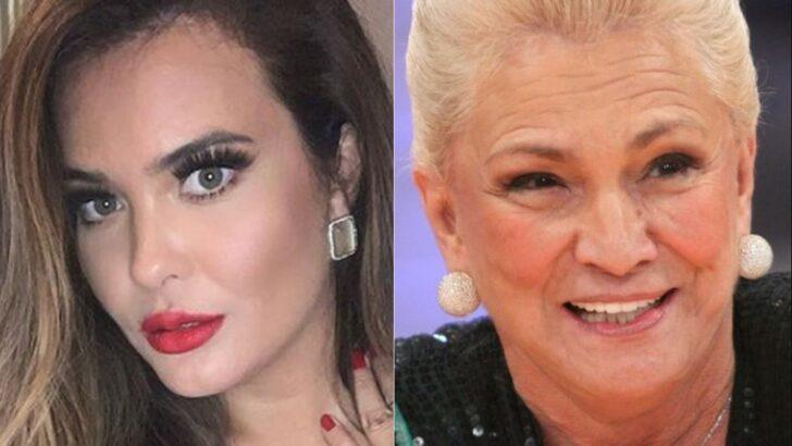 """Influencer revela que foi xingada por hebe camargo: """"disse que eu era feia"""""""