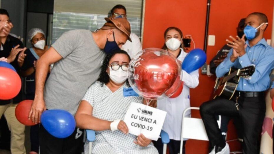Hospital de campanha natal sul registra 200 altas de pacientes com covid-19
