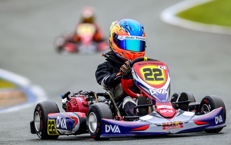 Potiguares brilham em etapa do campeonato paraibano de kart