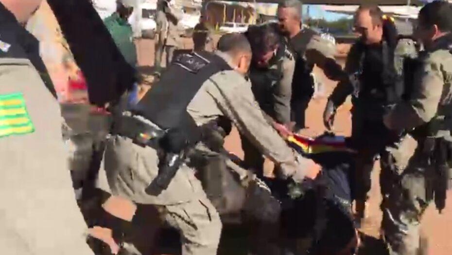 Lázaro é preso após 20 dias de buscas, diz governador de goiás