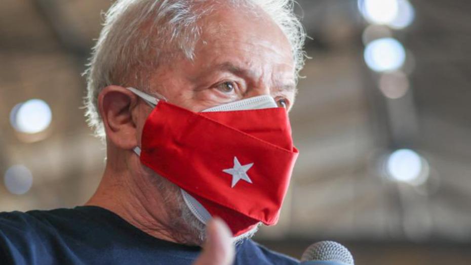 """Lula sobre manifestações contra bolsonaro: """"não quero ato eleitoral"""""""