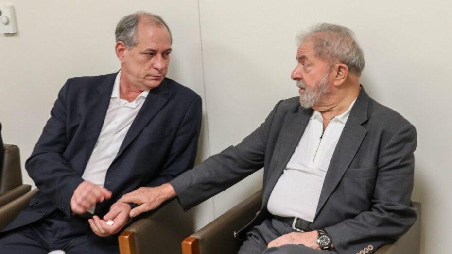 """Ciro critica lula por não se posicionar sobre """"escândalos"""" no governo bolsonaro"""