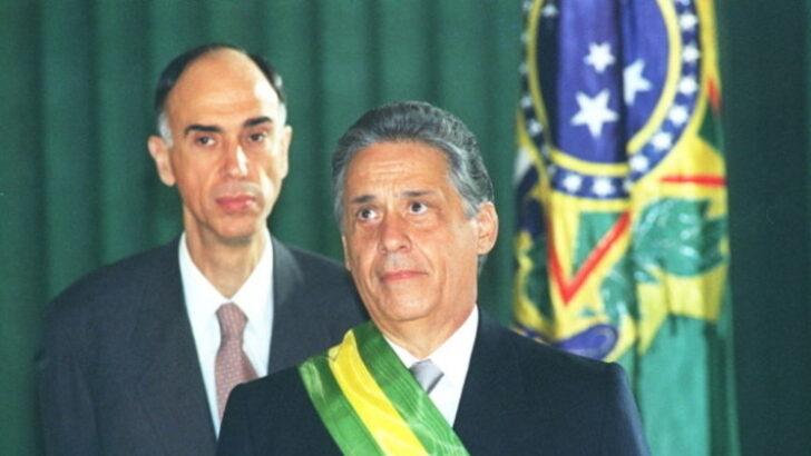 Ex-vice-presidente marco maciel morre aos 80 anos em brasília