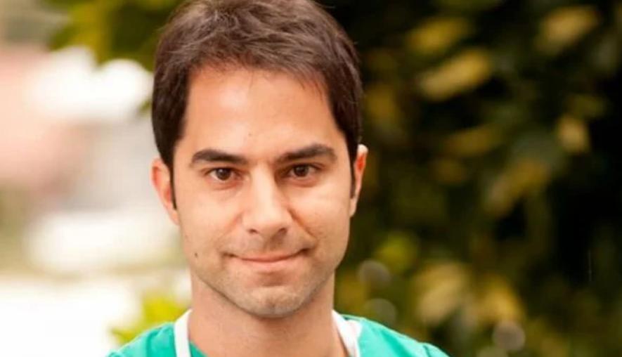 """""""foi suficiente ele ficar preso"""", diz egípcia assediada por médico brasileiro"""