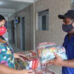 Programa da prefeitura distribui 180 mil kits alimentares a estudantes