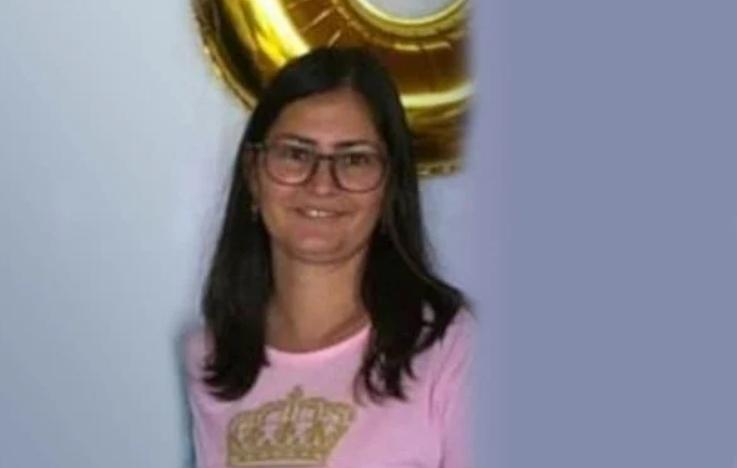 Mulher desaparecida presenciou a morte de marido e dois filhos