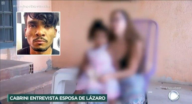 Mulher de lázaro diz que serial killer está 'para matar ou morrer'