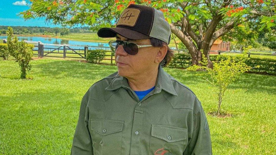 Chitãozinho fala sobre recuperação da covid após 15 dias de alta: 'É difícil'