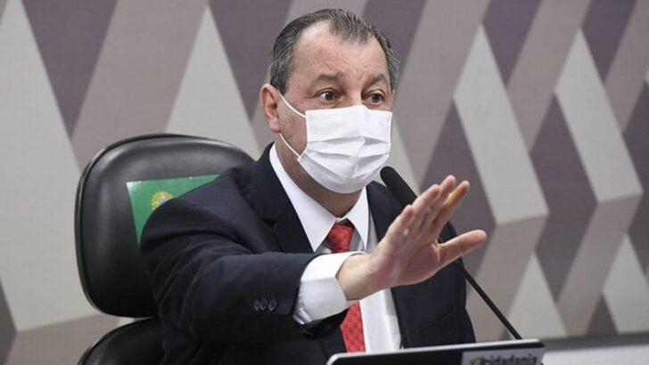 Em resposta ao stf, omar aziz defende a convocação de governadores à cpi da covid para apurar repasses do governo federal