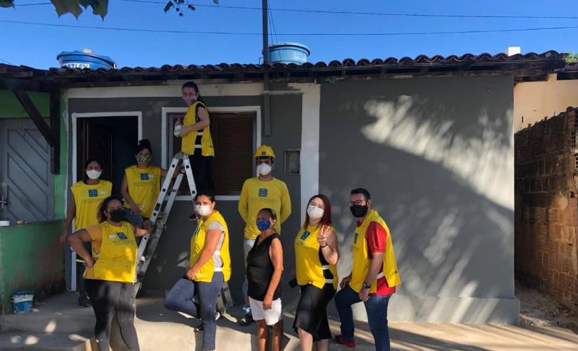 Projeto reforamar entrega reforma de ação emergencial e abre inscrições para novos voluntários