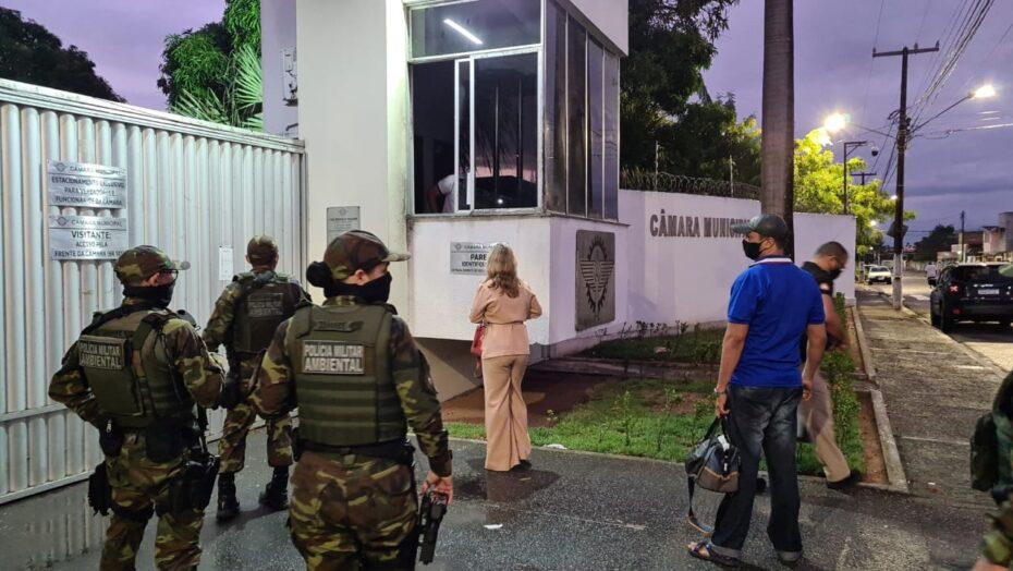 Vereadores de parnamirim são presos durante operação do mprn