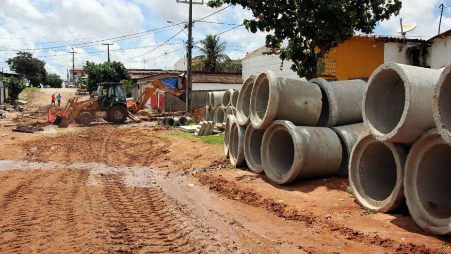 Governo federal anuncia liberação de 5 milhões para obra de saneamento básico no rn