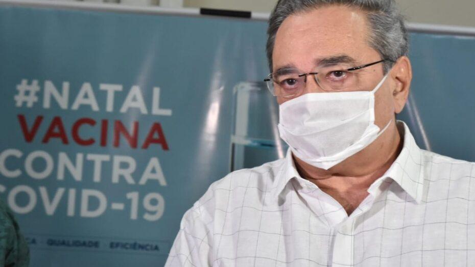 """Álvaro dias: """"não serei candidato ao governo do estado nas próximas eleições"""""""