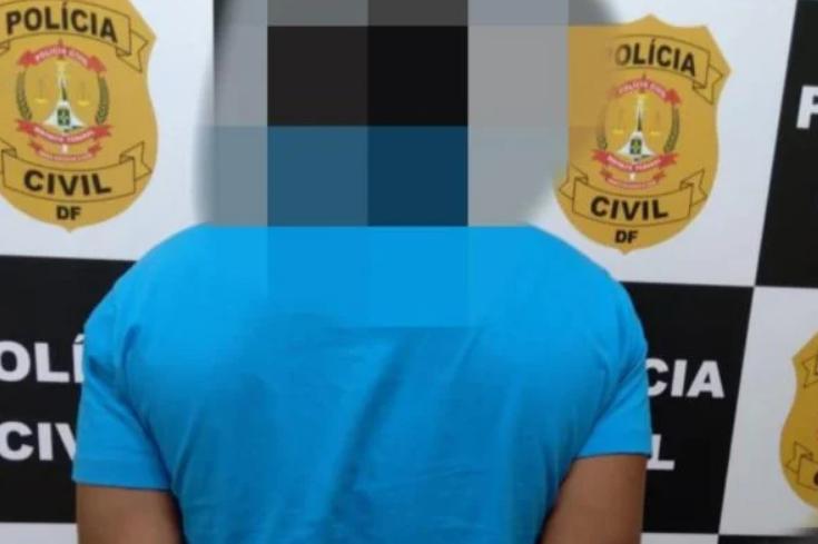 Polícia prende homem que estuprou a filha e tentou matar a companheira
