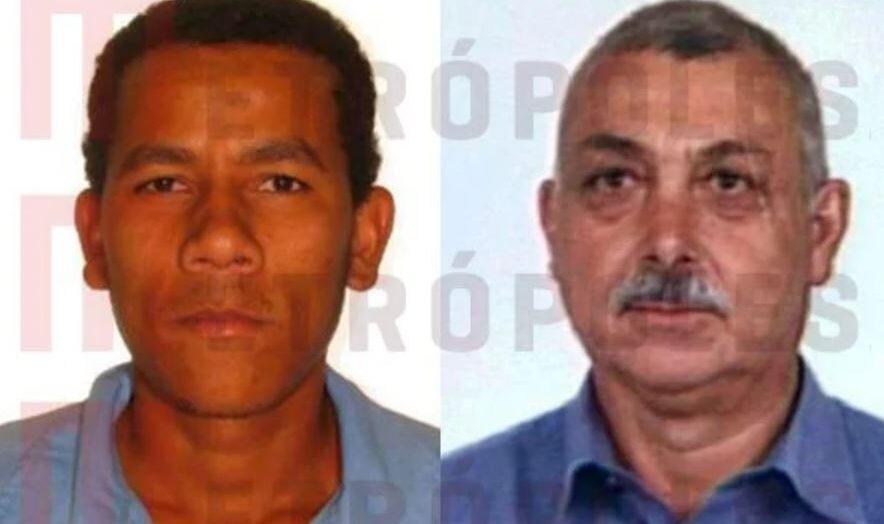 Veja quem são os dois presos acusados de darem cobertura a lázaro
