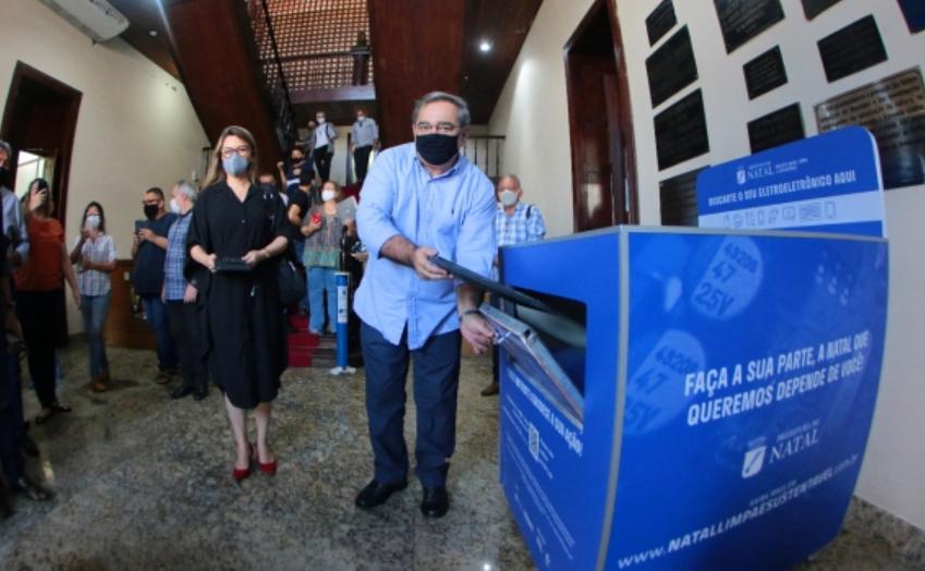 Prefeitura lança programa natal limpa e sustentável