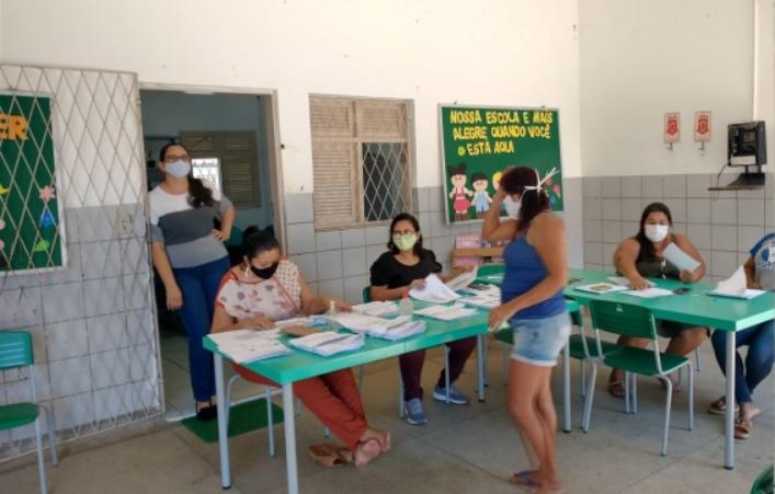 Escolas da rede municipal de natal realizam busca ativa de estudantes