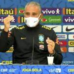 Tite diz que ele e jogadores pediram a rogério caboclo para o brasil não sediar a copa américa