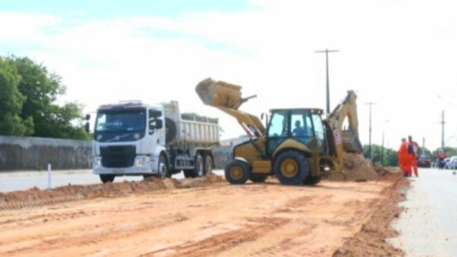 Governo do rn retoma obras do pró-transporte