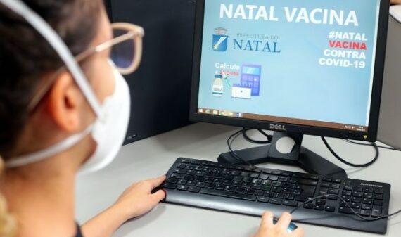 Portal natal vacina é atualizado e ganha novas funcionalidades; saiba quais