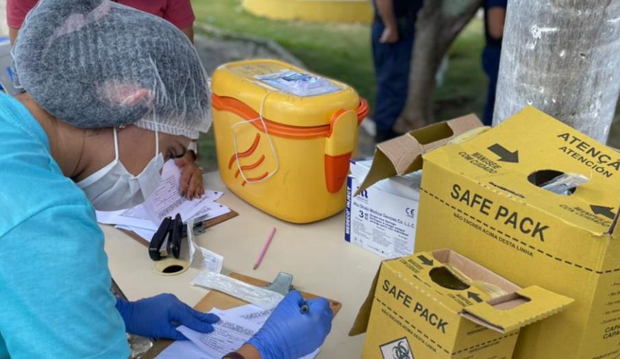 Dia d da vacinação contra a covid-19 no rn conta com mais de 12 mil doses aplicadas