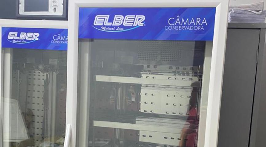 Quatro municípios potiguares recebem refrigeradores para vacinas