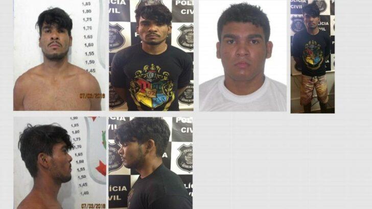 Suspeito de matar casal e filhos invade chácara e foge de cerco com 200 policiais
