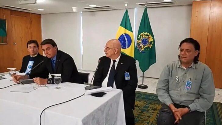 """Em áudio, paolo zanotto, do """"ministério paralelo"""", zomba da """"chin doria"""" e defende cloroquina"""