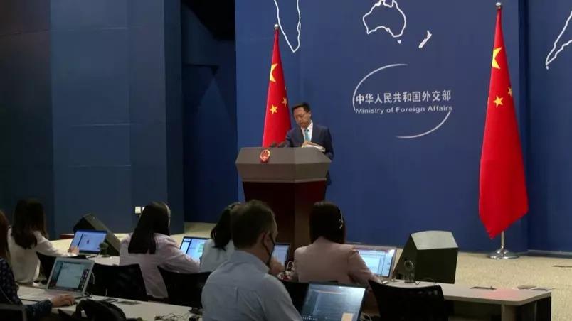 China diz para otan parar de exagerar na 'teoria da ameaça chinesa'