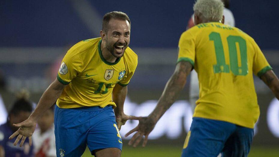 Éverton ribeiro destrava neymar e o brasil e pede passagem no revezamento de tite